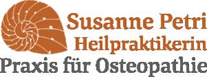 Osteopathie und Ernährungsberatung Logo